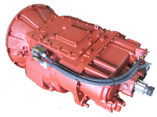 Meritor Transmission Heavy Duty